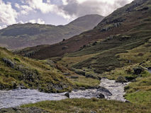 Blea tarn Royalty Free Stock Photos