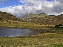 Blea tarn Stock Photos