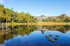 Blea Tarn in the English Lake District Stock Photos