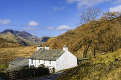 Blea Tarn house Stock Photos