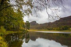 Blea Tarn, Lake District. Stock Photos