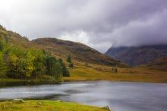Blea Tarn, Lake District. Stock Photography
