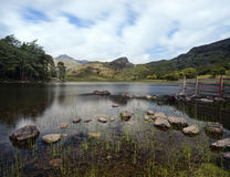 Blea Tarn Royalty Free Stock Image