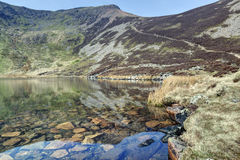 Bleabury Tarn Stock Photography