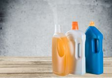 Bleach. Laundry plastic textile cleaning laundry detergent chemical stock images