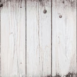 Bleached Planks Background Royalty Free Stock Image