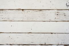 Bleached Wooden Planks royalty free stock images