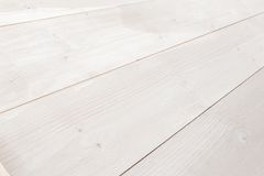 Bleached wooden planks background Royalty Free Stock Photo