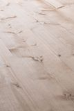Bleached wooden planks background Royalty Free Stock Image