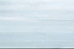 Bleached wooden planks background Royalty Free Stock Images