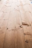 Bleached wooden planks background Royalty Free Stock Photography