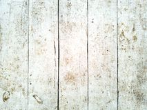 Bleached Wooden Planks royalty free stock image