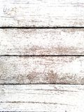 Bleached Wooden Planks stock photo
