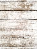 Bleached Wooden Planks stock images