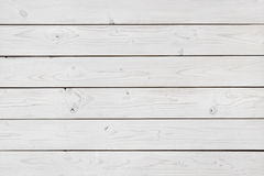 Bleached wooden planks wall abstract texture background Royalty Free Stock Photography