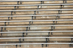 Bleachers Royalty Free Stock Photography