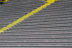 Bleachers at Historic Hayward Field Stock Photos