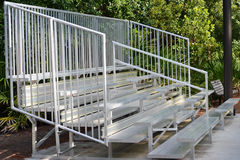 Bleachers 4 Stock Image