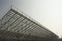 Bleachers vazios em toronto Imagem de Stock Royalty Free