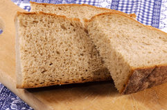 Bleack bread Royalty Free Stock Images