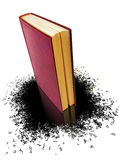 Bleading book Stock Images
