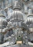 Blecher on Prambanan Royalty Free Stock Photos