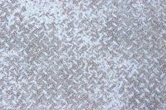 Blechtafeloberfläche Musterstahlplatte Lizenzfreie Stockfotografie