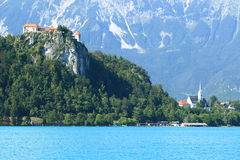 Bled Royalty Free Stock Image