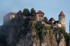 Bled Castle Stock Photo