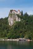 Bled Castle Stock Images