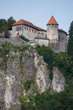 Bled Castle Royalty Free Stock Image