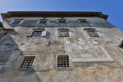 Bled Castle, Slovenia Stock Photos