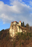 Bled Castle2 Stock Photo
