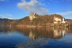 Bled Castle4 Stock Photos