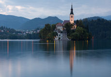 Bled Stock Image