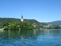 Bled Island Stock Photography