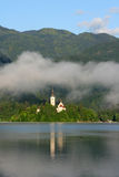 Bled Lake Royalty Free Stock Image