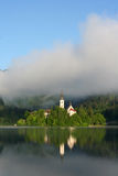 Bled Lake Stock Images