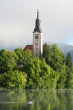 Bled Lake Stock Photos