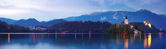 Bled Royalty Free Stock Photography