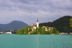 Bled lake, Slovenia Stock Photos