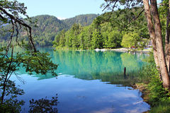 Bled lake, Slovenia Stock Photography