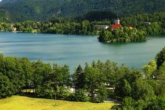 Bled Lake, Slovenia, Europe Royalty Free Stock Photo