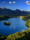 Bled Lake, Slovenia, Europe Stock Photo