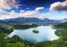 Bled Lake, Slovenia, Europe Royalty Free Stock Image