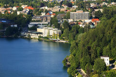 Bled Resort Royalty Free Stock Images