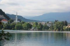Bled - Slovakia stock image