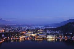 Bled Slovenia Stock Image