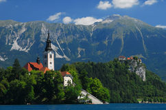 Bled, Slovenia, Europe Stock Photo