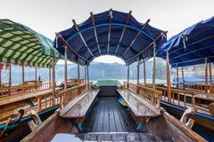 Bled, Slovenia, Europe. Bled lake of Slovenia, Europe Stock Photo